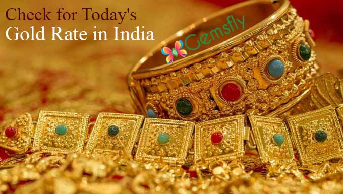 Gold Rate Check For Todays Gold Rate In India
