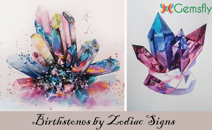 Birthstones By Zodiac Signs