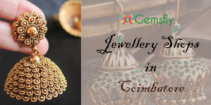 Jewellery Shops In Coimbatore