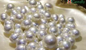 Pearls Gemstone June Birthstone