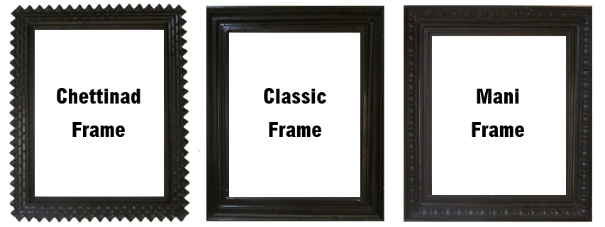 Tanjore Painting Frames