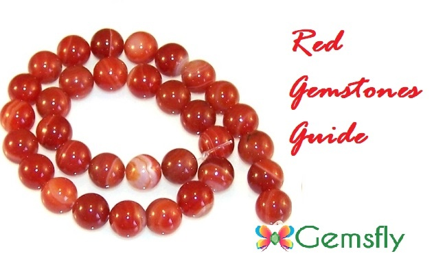 Red Gemstones Guide