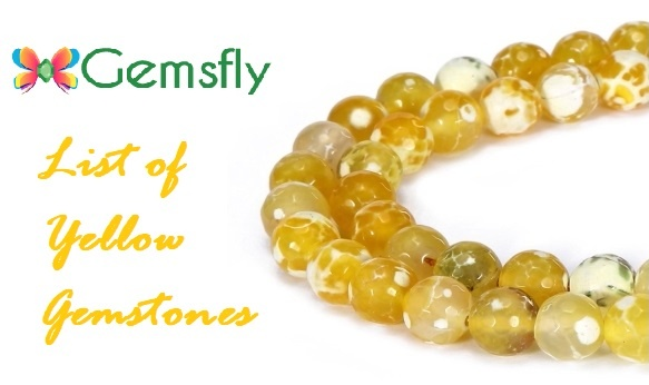 Yellow Gemstones Guide