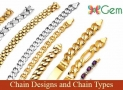 Chain Designs and Chain Types
