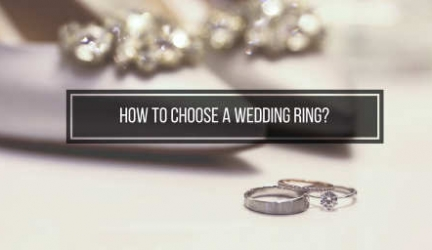 How to Choose a Wedding Ring?
